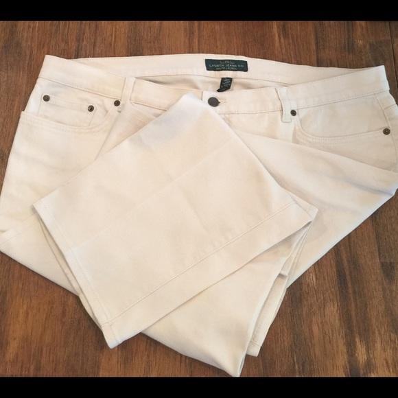 (1929).  Ralph Lauren  (Lauren) SL Jeans.  Sz. 18W